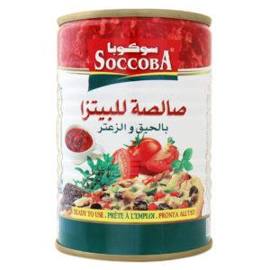Soccoba : Société de Conserves alimentaires et Conditionnement Ben Ayed en Tunisie